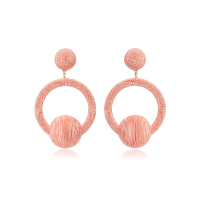 Laeticia Hoop Earrings