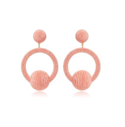Laeticia Hoop Earrings