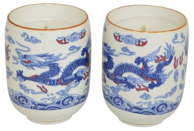 Dragon Candles