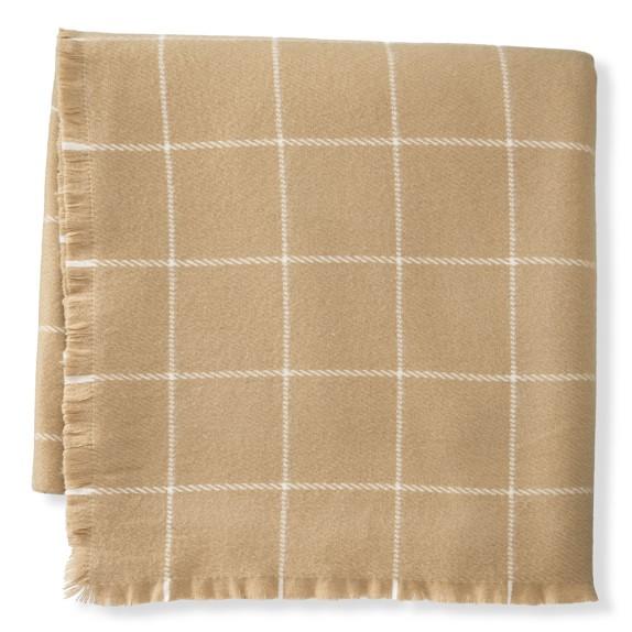 Windowpane Blanket