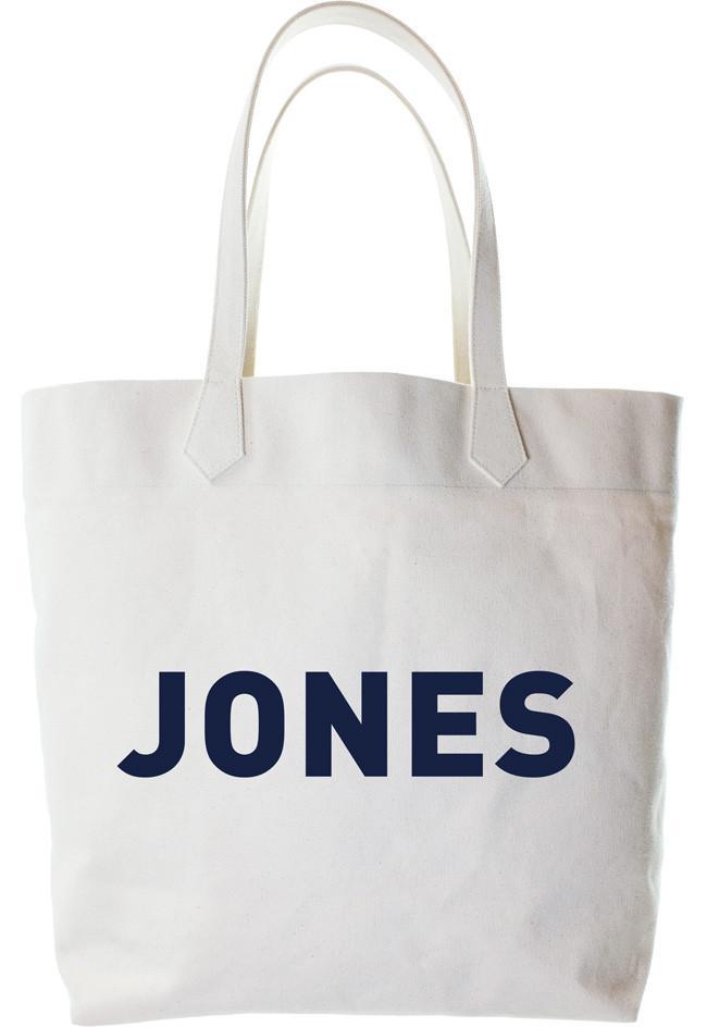 Big Letters Bag