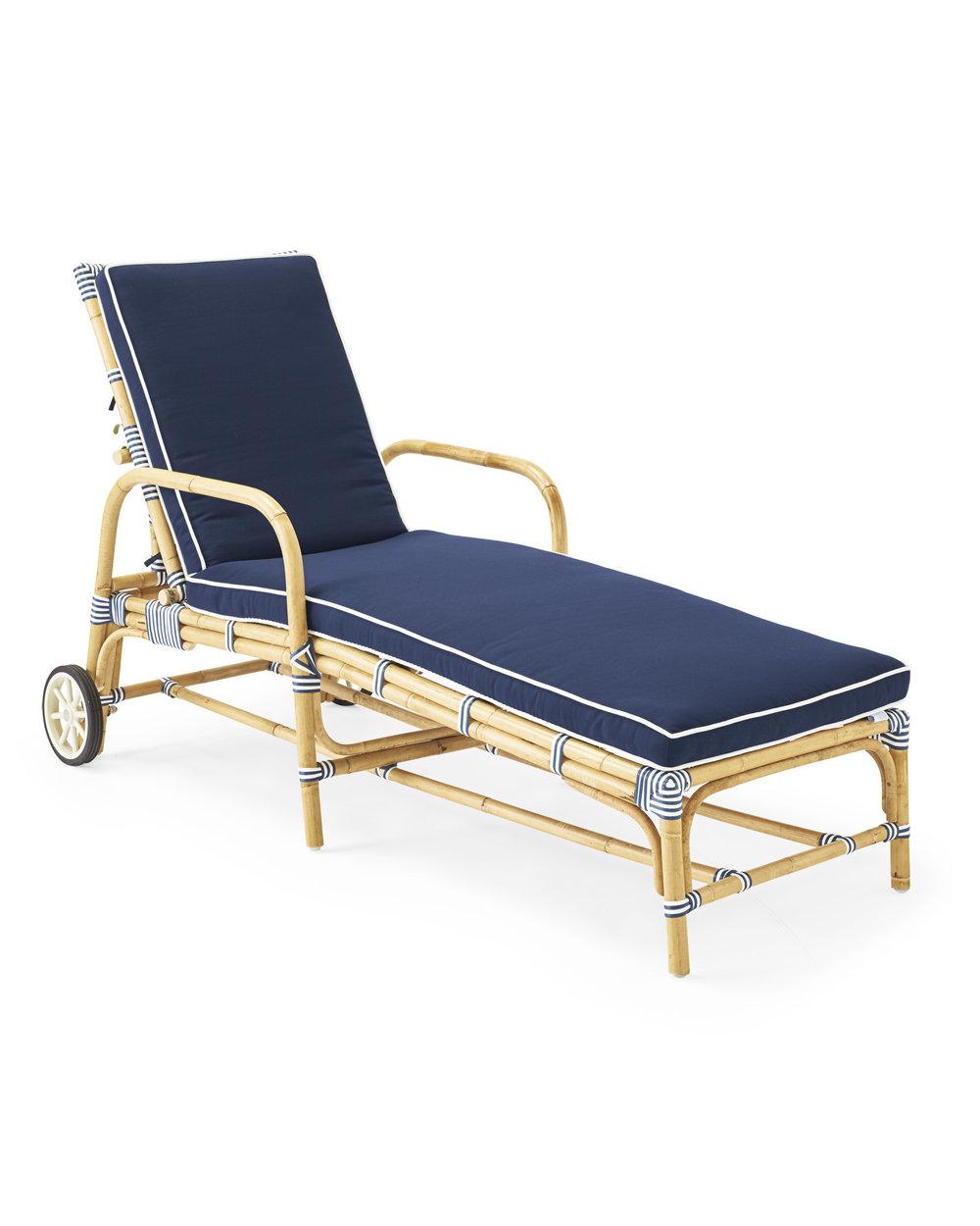 riviera chaise / $599