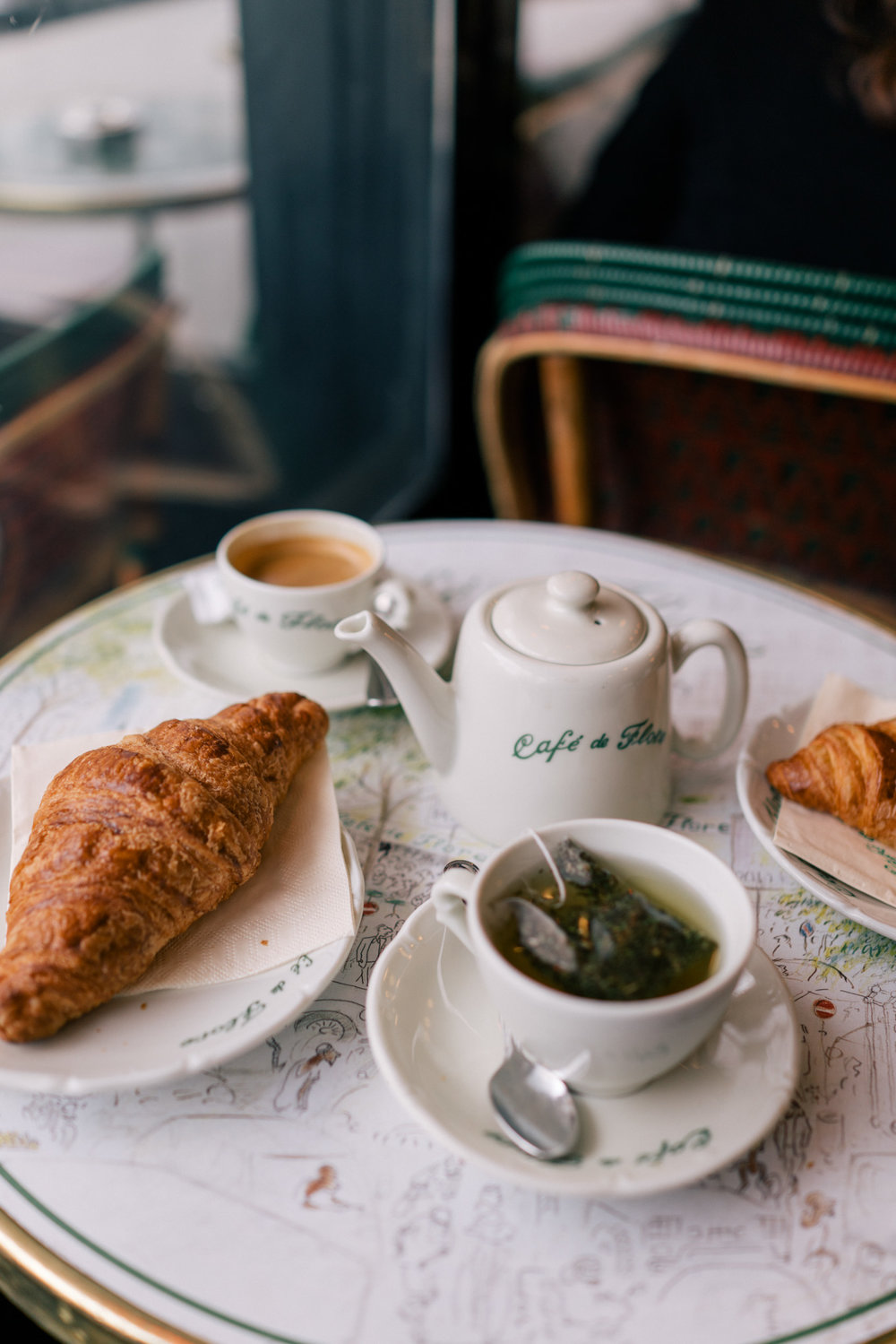 image via  cafe de flore