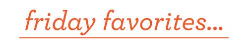 FridayFavorites_PencilandPaperCo_Blog
