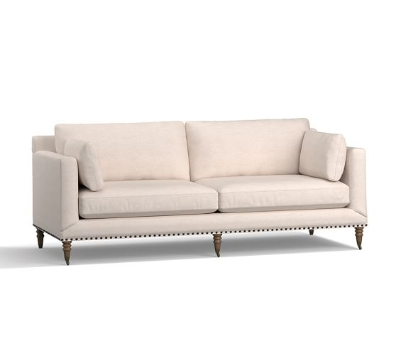 news alert: custom upholstered sofa starting at $799!