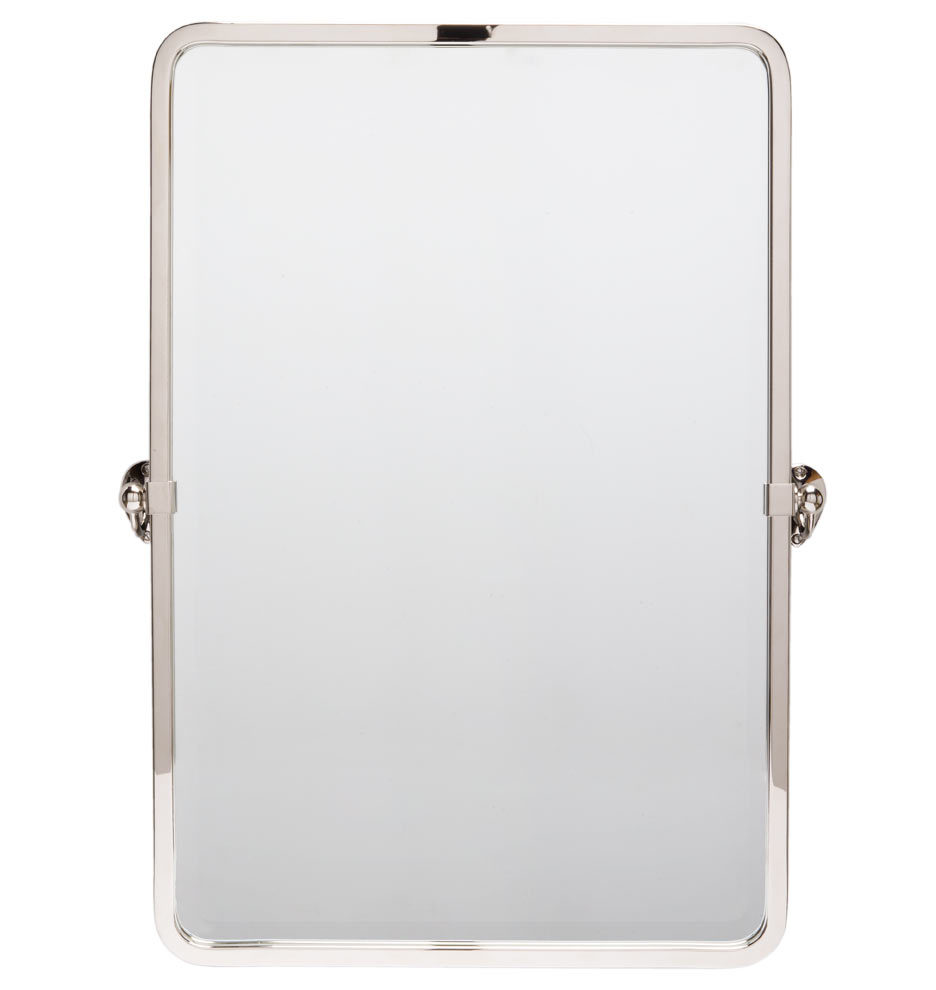 upgrade your bathroom mirror with this marked down cutie!