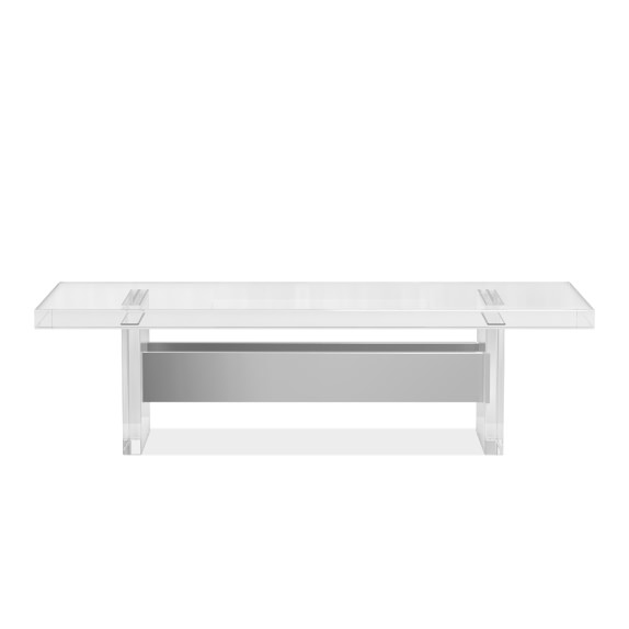 this glamorous coffee table is 50% off for 24 hours ONLY!
