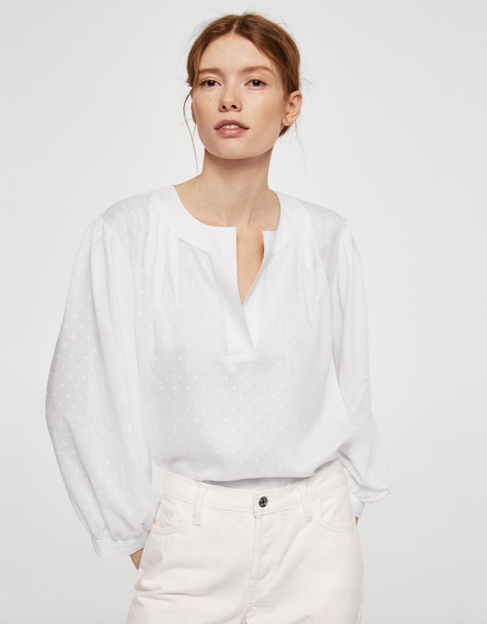 plumeti blouse –$59.99