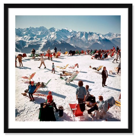 Slim Aarons, Verbier Vacation.jpeg