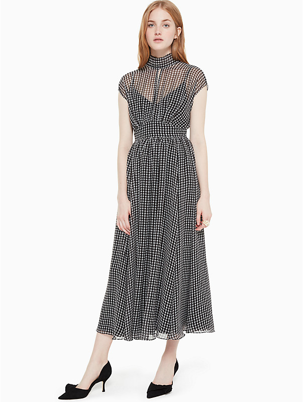 houndstooth chiffon dress.jpeg