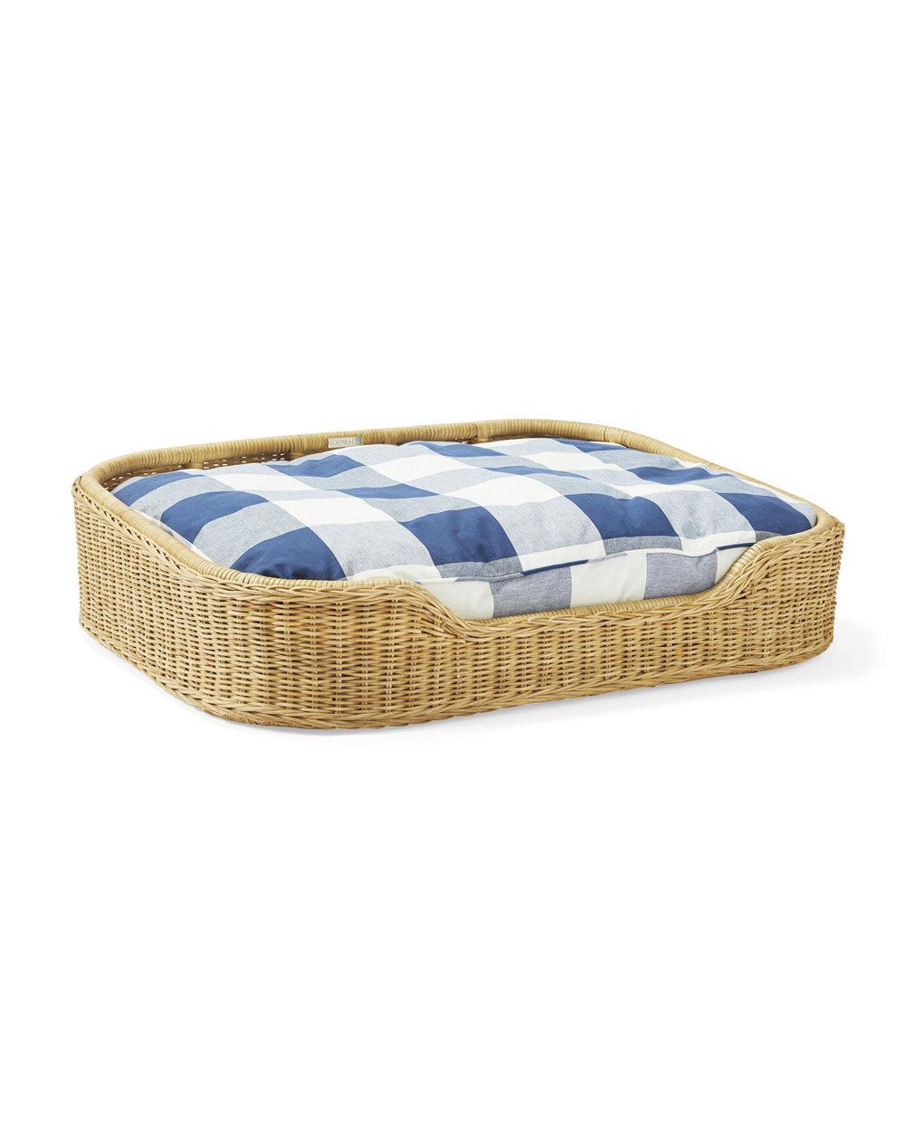 Furn_Natural_Dog_Bed_Large_Gingham_Cushion_Angle_MV_Crop_SH.jpg