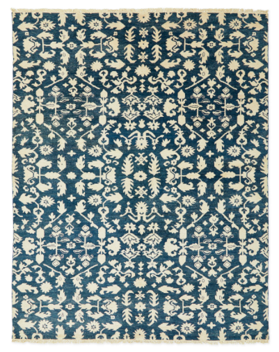 one of our  favorite rugs  for adding pattern!