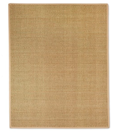 you can't go wrong with a  sisal rug ! snap it up while it's under $100!