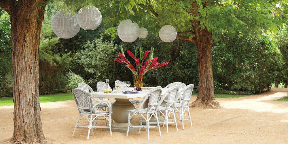 these outdoor  bistro chairs  are on major sale today!