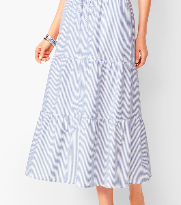 you know we're  smitten for stripes !