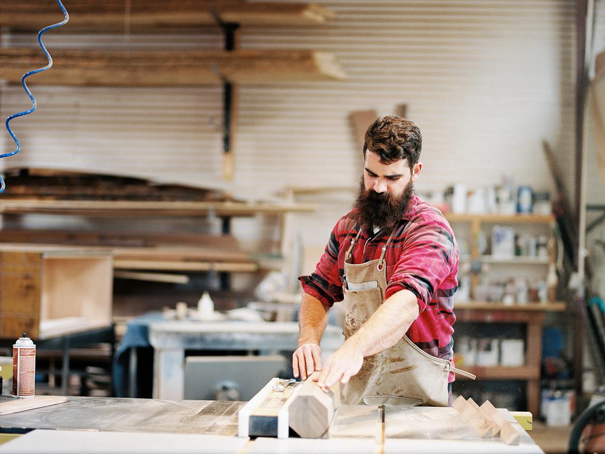 Woodworking Class Make Master