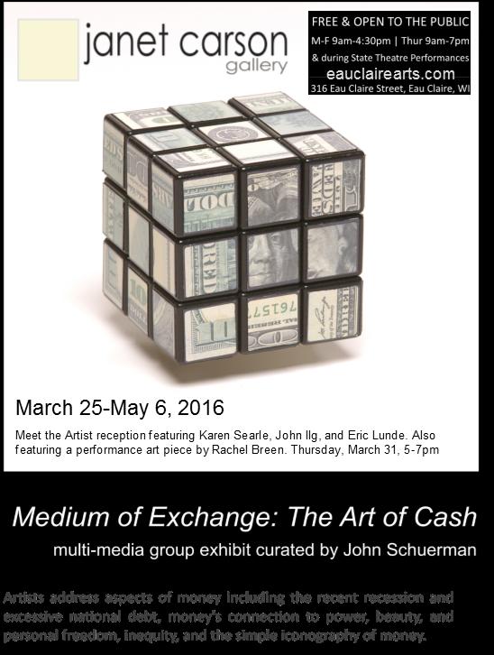 Medium of Exchange: The Art of Cash