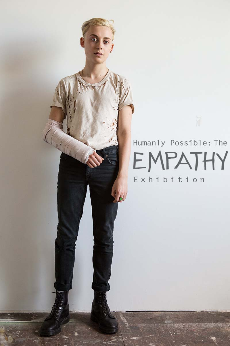 Humanly Possible: the Empathy Exhibit