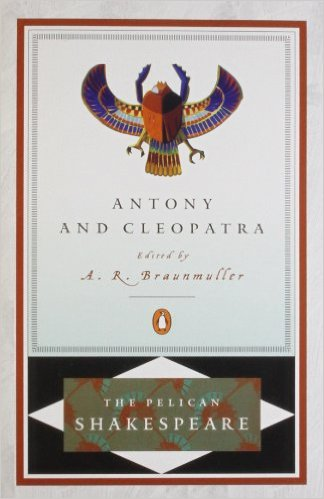Antony and Cleopatra Book cover