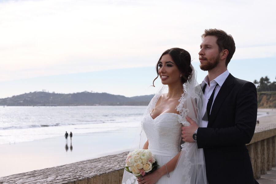 Santa Barbara Four Seasons Seaside wedding 2016