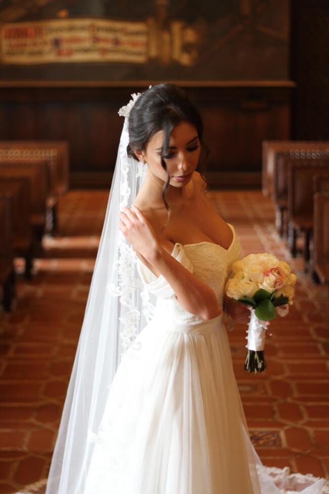 Wedding of Azerbaijani blogger Ulia Ali