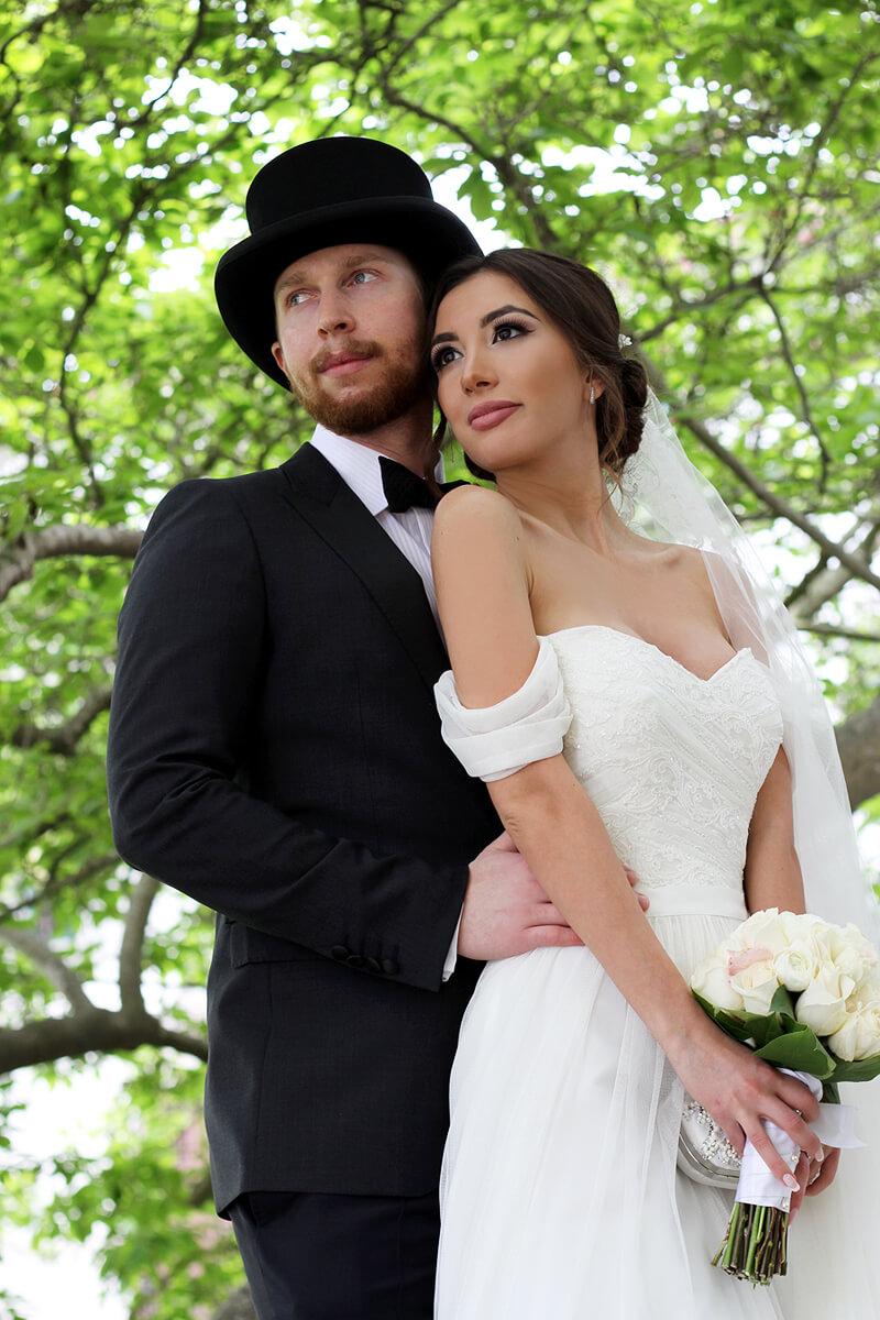Wedding of blogger Ulia Ali in Santa Barbara
