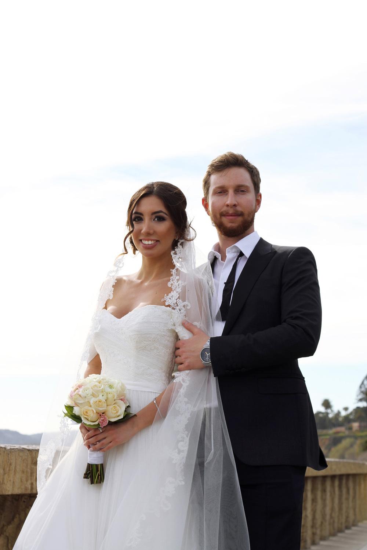 Ben and Ulia Ali wedding ceremony