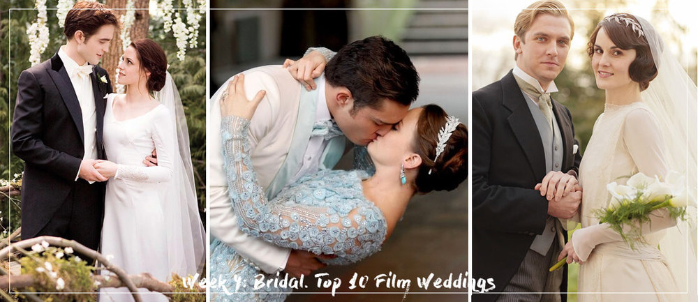 Top 10 Best Film Weddings
