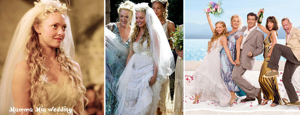 Mamma Mia Wedding Inspiration
