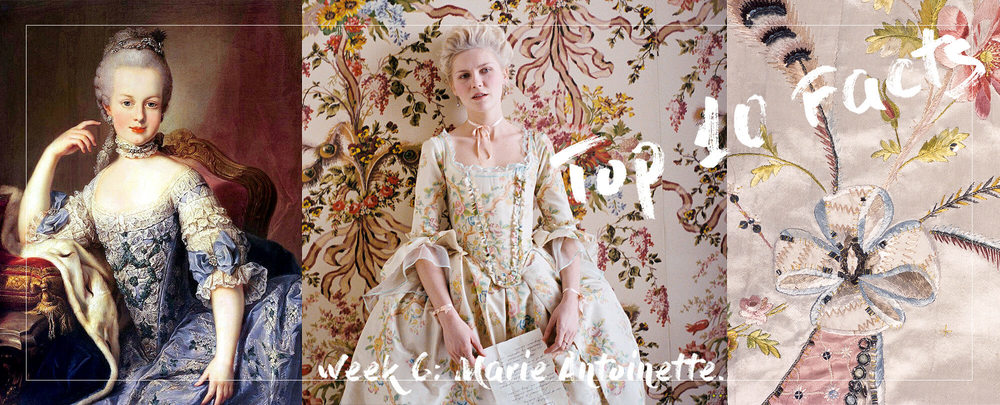 Top 10 facts about Marie Antoinette. Blog by Ulia Ali