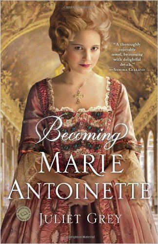 Marie Antoinette trllogy. Historical fiction