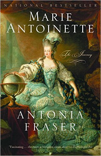 Top 5 books about Marie Antoinette