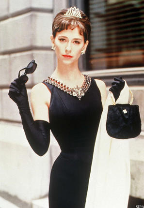Jennifer Love Hewitt played Audrey Hepburn in the movie The Audrey Hepburn Story which was enjoyable, but not amazing. Even though Jennifer does bear some resemblance to Audrey, something was missing. Here is a free idea, Hollywood: do a remake and cast Anne Hathaway as Audrey!