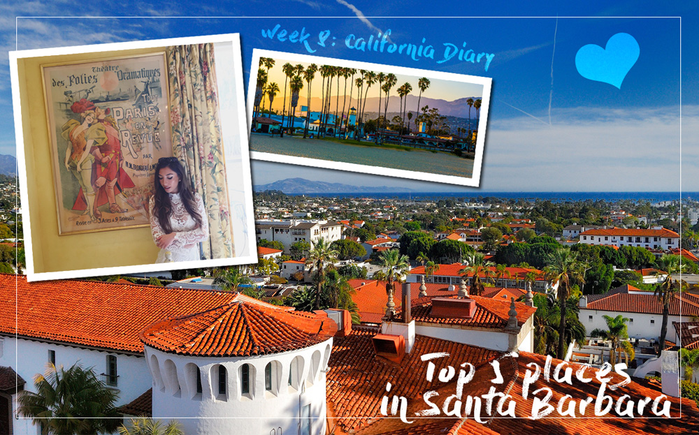 Top 5 places to visit in Santa Barbara