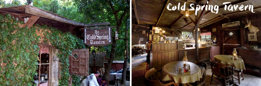 Cold Spring Tavern. Lord of the rings fans will love