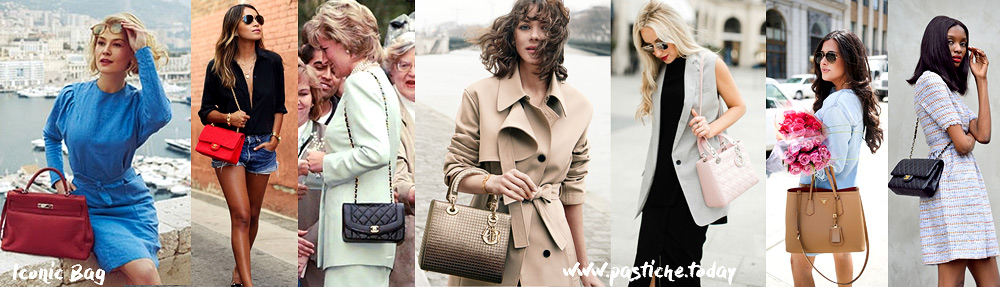Iconic bags. Timeless essentials for a lady's wardrobe.