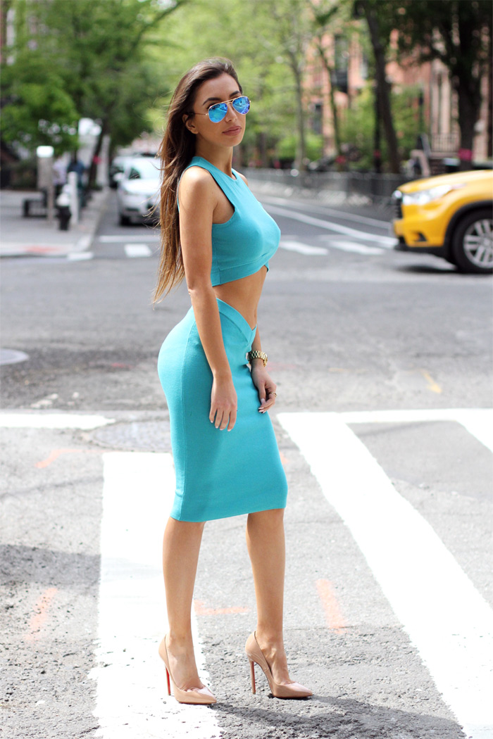 Model Ulia Ali
