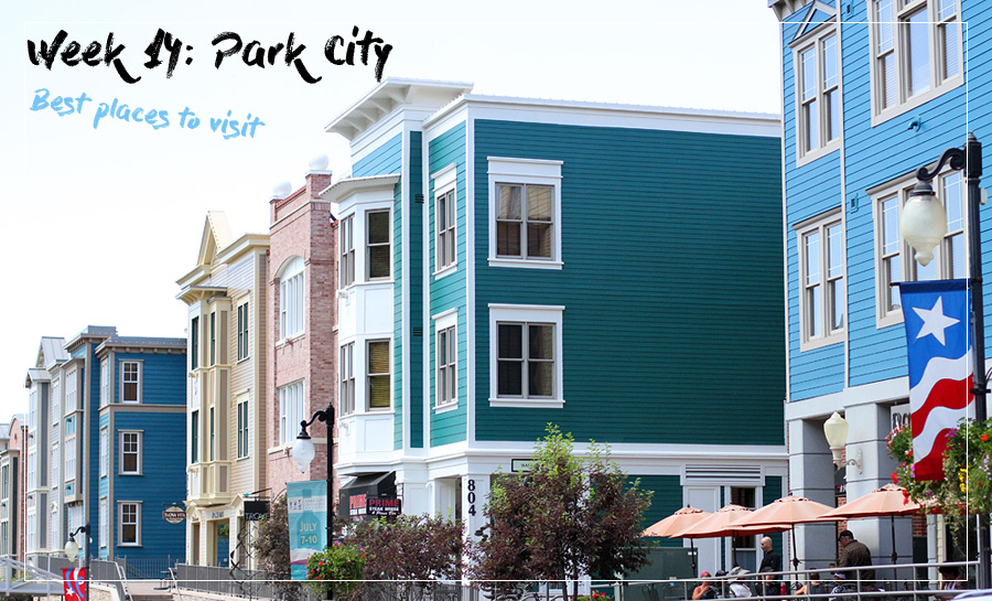 Best places to visit in Park City, Utah. Main Street 2016