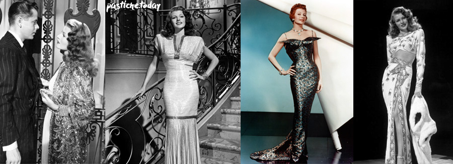rita hayworth sequins