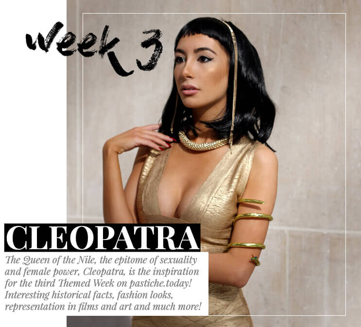 Week 3 - Cleopatra | March 2016
