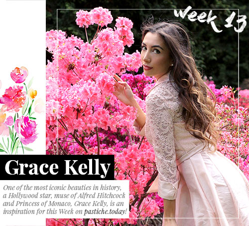 Week 13 - Grace Kelly  | June 2016