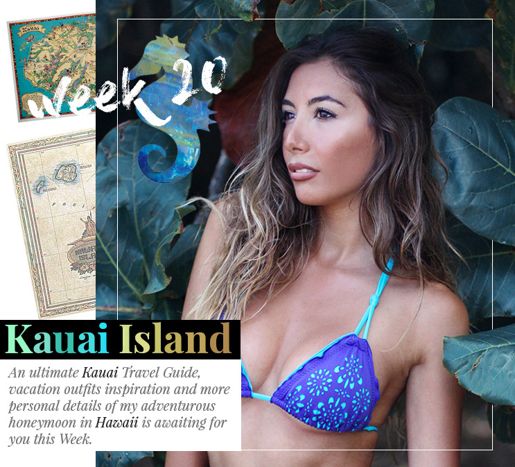 Week 20 - Kauai Island  |   September 2016