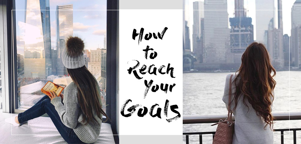 How to achieve your goals and fulfil your dreams!