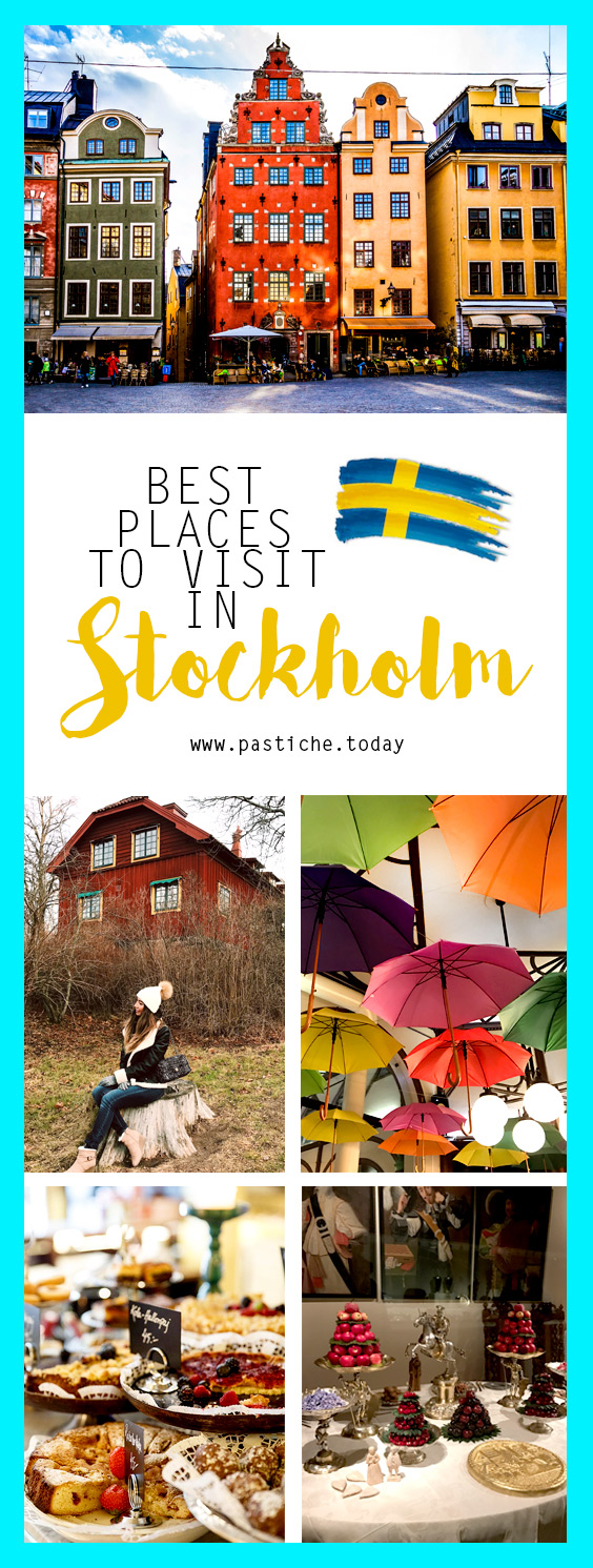 Stockholm Travel Guide for Bloggers
