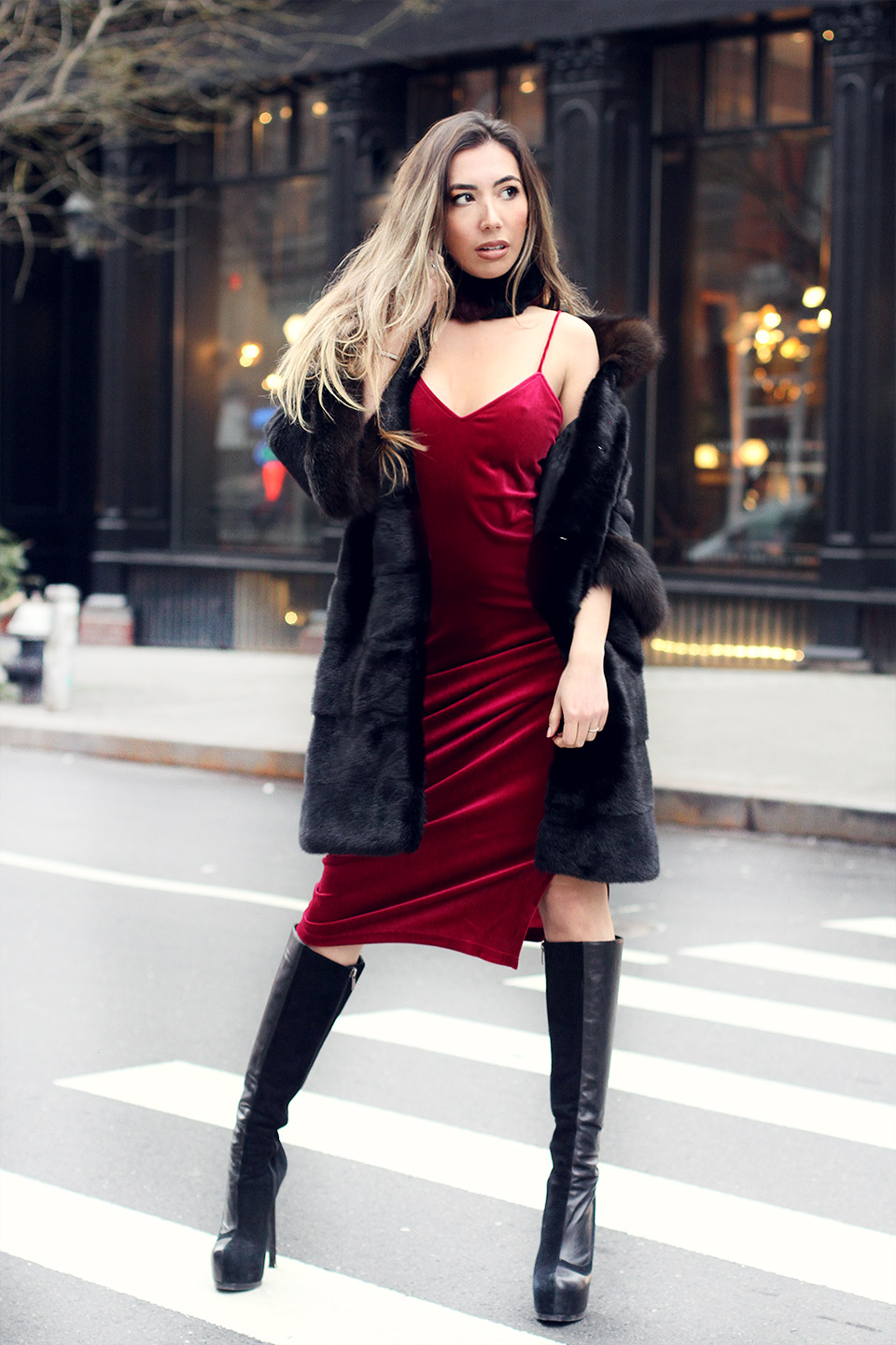 Zaful Valentine's Day Look