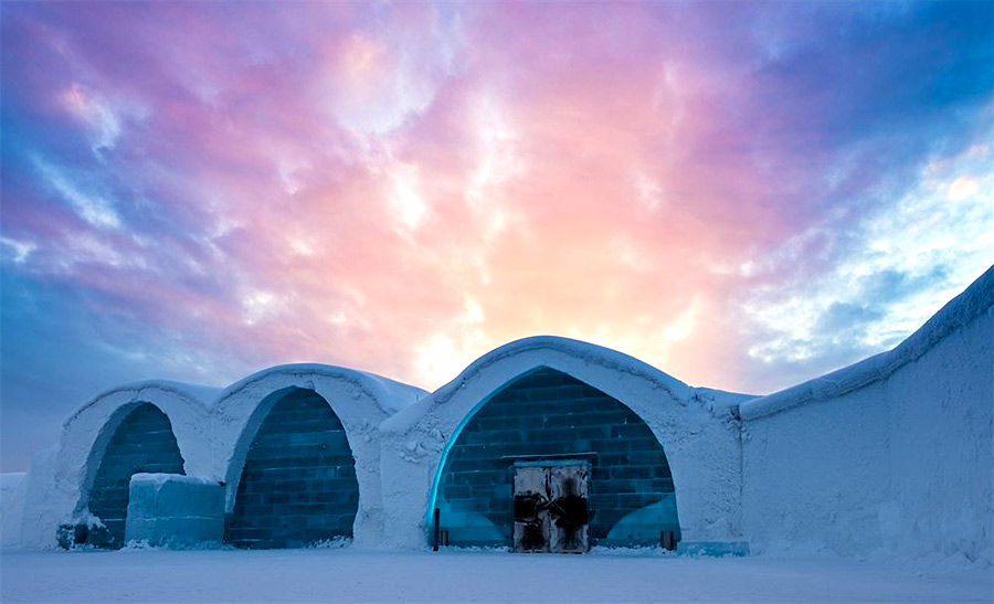 Ice Hotel Kiruna review