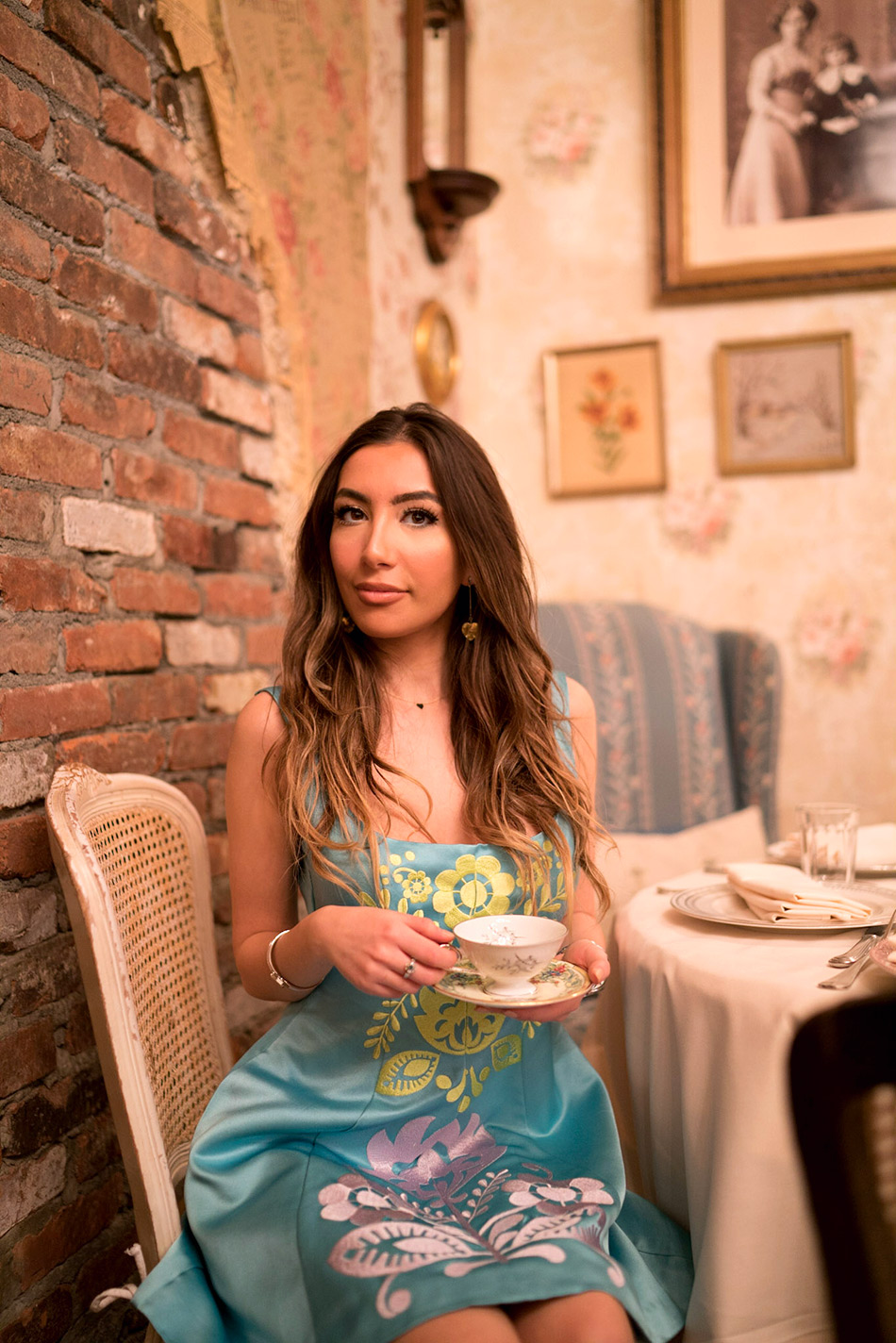 Mari Vanna NYC brunch | blogger