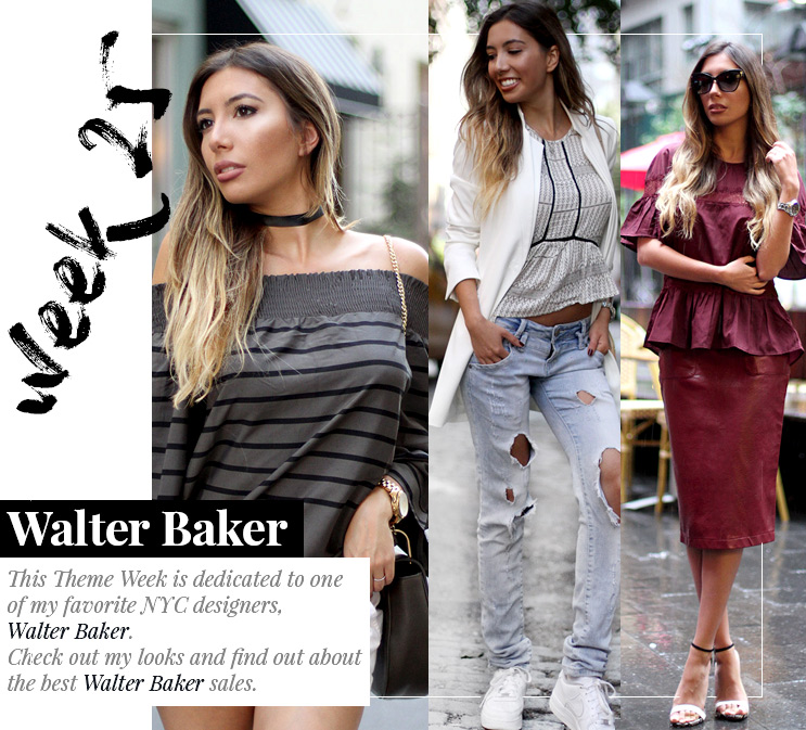 Week 25 - Walter Baker | December 2016