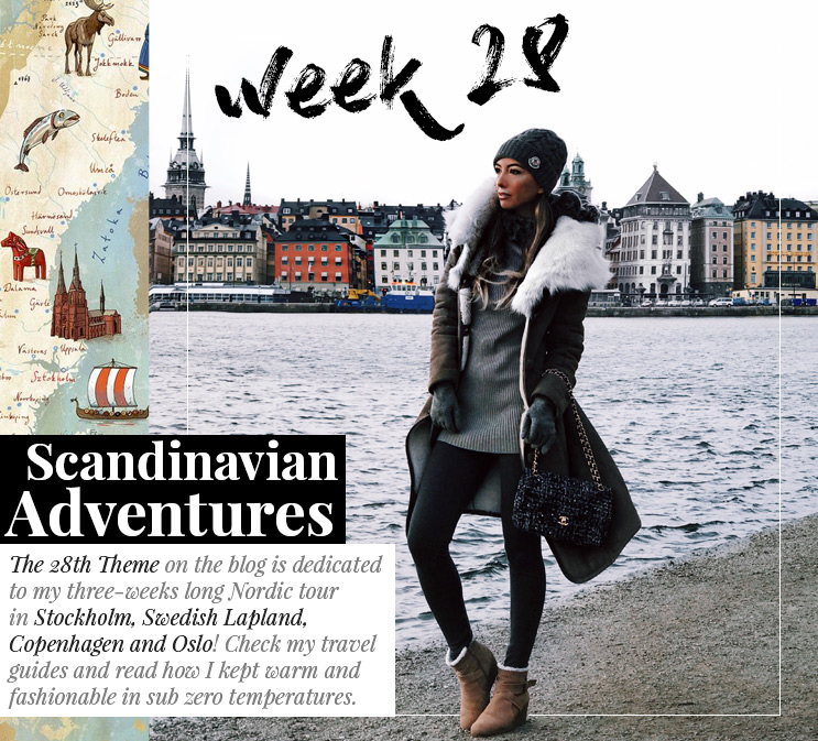 Week 28 - Scandinavian Adventures | January 2017