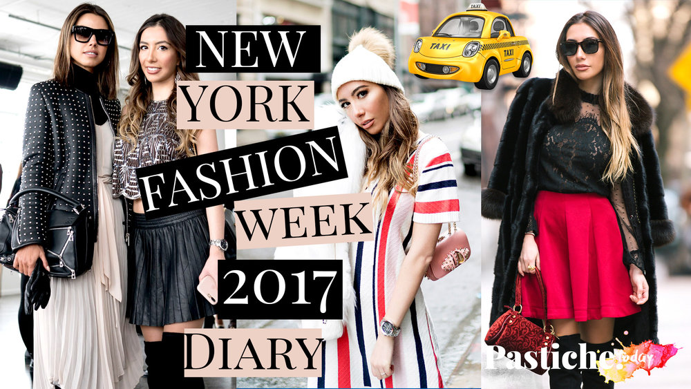 Ulia Ali NYFW Diary 2017